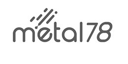 Logotipo de Metal 78