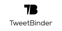 Logotipo de Tweet Binder