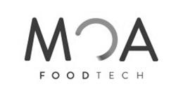 Logotipo de Moa Foodtech