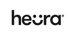 Logotipo de Heura